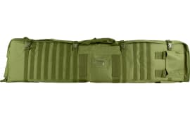 "NCStar CTVL2913G Deluxe Rifle Case/Shooting Mat 48"" x 11"" x 1.75"" Green"