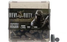 Hevishot 90019 Hevishot Duty Bull .355 100 GR 100