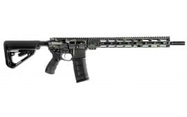 """BCI Defense 501-001MCB SQS15 Professional Series Semi-Auto .223 / 5.56 16"""" 30+1 6-Position MultiCam Black/Black"""