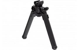 Magpul MAG941-BLK 1913 Picatinny Rail Bipod Black 6061 T6 Aluminum Picatinny 11oz