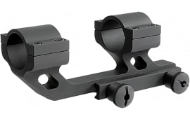 Rock River Arms AR0131T 1-Piece Base For Fits Most Rifle Barrels Cantilever Style Black Matte Finish