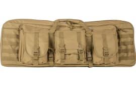 """NcStar CVDC2946T-42 Double Carbine CASE/TAN/42"""""""