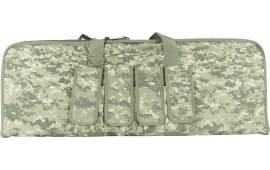 "NCStar CVCP2960D36 2960 Rifle Case PVC Tactical Nylon Smooth 36""x13""Digital Camouflage"