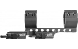 "Samson DMR30-2 Ring and Base Set 30mm Dia 2"" Offset Quick Release Style Black"