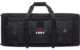 IWI TCM200 Tavor SAR Double Gun Case Polyester Rugged Black