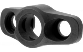 "Magpul MAG606-BLK M-LOK QD Sling Mount 1.3"" x 0.6"" Anodized Aluminum Black"