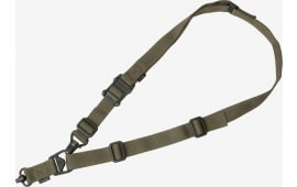 "Magpul MAG515-RGR MS3 Single QD Sling GEN2 1.25"" Nylon Webbing Ranger Green Adjustable"