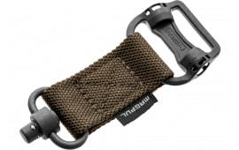 Magpul MAG519-COY MS1/MS4 Adapter Coyote Melonite Steel Nylon Webbing