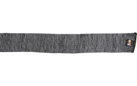 "Allen 131 Gun Sock 52"" w/Drawstring Closure Knit Textured Gray"