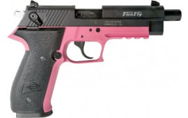 "ATI GERG2210TFFP GSG Firefly HGA 22LR 4.9"" Threaded Pink 10rd"