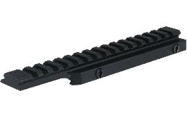 Weaver Mounts 99673 Riser For AR-15/M16 Flattop Rail Style Black Hard Coat Anodized Finish