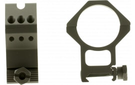 Weaver Mounts 99686 Six-Hole Rings Ring Set 34mm XXHigh Black