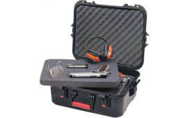 Plano 108031 All Weather Pistol Case Hard Plastic Rugged