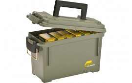 Plano 131200 Ammo Can 6-8 Boxes Portable Polyethylene Olive Drab