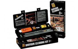 Hoppes SGO12 Shotgun Cleaning Kit 12GA Alum Rod w/Plastic Box
