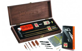 Hoppes Buox Bench Rest Deluxe Gun Cleaning Kit w/Heavy-Duty Presentation Box