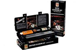Hoppes U22B Rifle Cleaning Kit 22/222/223/224/225/243/25/25-06/257 Caliber Clam Package