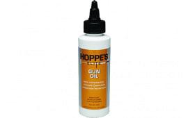 Hoppes GO4 Elite Gun Oil Lubricant 4oz Spray Bottle