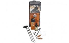 Hoppes UL17 Legends Cleaning Kit Rifle Rimfire .17-.22 w/Plastic Box