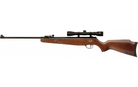 Beeman Dual Caliber .177/.22 Air Rifle w/Scope & European Hardwood Stock