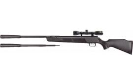 Beeman 1152QT Quiet Teck Air Rifle Break Open .177/.22 Black
