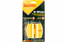 Smiths Products CCKS 2 Step Sharpener Tungsten Carbide and Ceramic Fine, Coarse