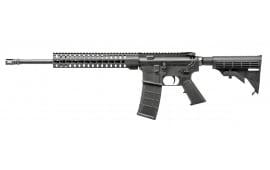 """CMMG 55AC72C Rifle Mk4 T SBN Semi-Auto .223 / 5.56 16.1"""" MB M4 Black"""