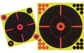 Birchwood Casey 34015 Shoot-N-C Self-Adhesive Targets Round X-Target 5 Pack 120