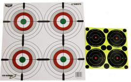 "Birchwood Casey 37253 EZE-SCORER 12"" Multi Bullseye Paper 13PK"