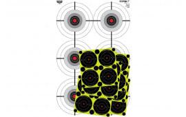 Birchwood Casey 37444 EZE-SCORER 23X35 Multi EYE& 3 SHOOT-N-C
