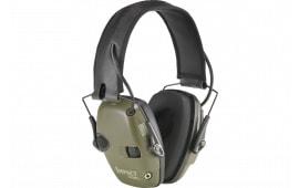 Howard Leight R01526 Impact Sport Electronic Muffs 22 dB Black/Green