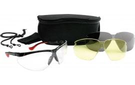 Howard Leight R01637 Genesis Eye Protection Black