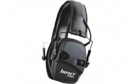 Howard Leight R02601 Impact Tactical Electronic 22 dB Black