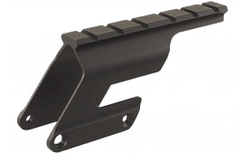 Aimtech ASM120 Scope Mount For Remington 1100/1187 20GA Dovetail Style Black Hard Coat Anodized Finish