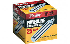 Daisy 7015 PowerLine CO2 Cylinder 12 gram 15 Pack