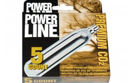 Daisy 7580 PowerLine CO2 Cylinder12 gram 5 Pack