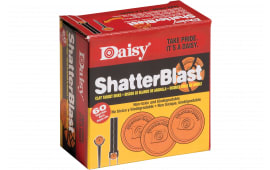 Daisy 990873-406 ShatterBlast Clay Target 60 pack