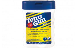Tetra 310I Protective Cleaning Lubricant Gun Wipes Universal
