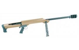"""Barrett 13272 M99 Bolt .416 Barrett 32"""" 1 Fixed Flat Dark Earth Stock FDE/Black"""
