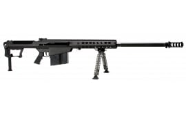 "Barrett 14085 M107A1 Semi-Auto .50 BMG 29"" 10+1 Fixed Black Cerakote"