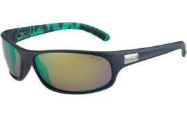 Bolle 12081 Anaconda Shooting/Sporting Glasses Matte Blue/Green