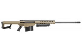 "Barrett 14031 M82 A1 SA 50 BMG 29"" 10+1 Fix Flat Dark Earth Stock"