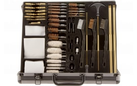 Outers 70090 Gun Care Case 62 Piece Universal Cleaning Kit