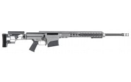 "Barrett 14394 MRAD Bolt .300 Win 24"" 10+1 Folding Stock Gray Cerakote / Black"