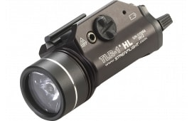 Streamlight 69260 TLR-1 HL Weapon Light 800 Lumens CR123A Lithium (2) Black