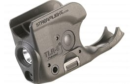 Streamlight 69279 TLR-6 Red Laser/Light Combo 100 Lumens 1/3N (2) Black