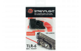 Streamlight 69290 TLR-6 Laser/Light Combo 100 Lumens 1/3N (2) Black