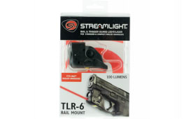 Streamlight 69293 TLR-6 Laser/Light Combo 100 Lumens 1/3N (2) Black