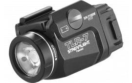 Streamlight 69420 TR-7 Weapon Light 500 Lumens CR123A Lithium Black