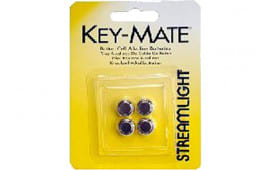 Streamlight 72030 KeyMateAlkaline LR44 Button Cell 4 Pack
